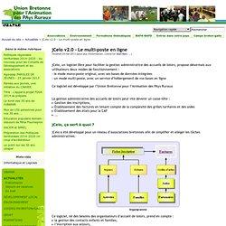 jCelo v1.3 - Logiciel libre de gestion de centre de loisirs - Ubapar