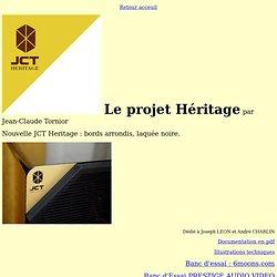 Enceintes JCT acoustics