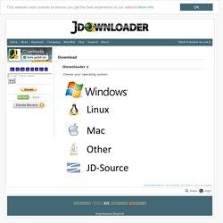 download [JDownloader]