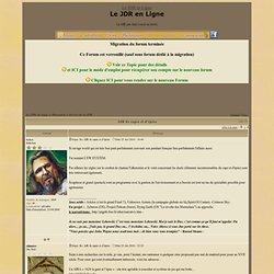 JdR de capes et d'épées - Page 2
