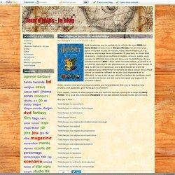 JDRA - Jeux d'rôles - le blog
