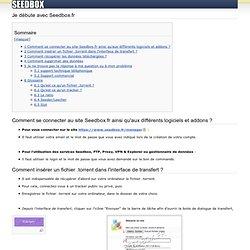 Je débute avec Seedbox.fr - SeedWiki