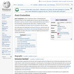 Jean Coatanlem