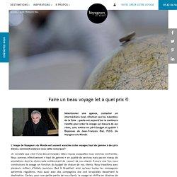 Jean Francois Rial, PDG de Voyageurs du Monde