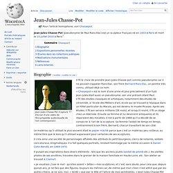 Jean-Jules Chasse-Pot