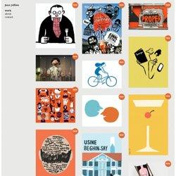 Jean Jullien's online portfolio