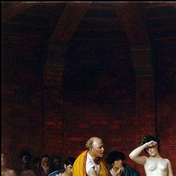 Jean-Léon Gérome, les nus vus de face et de dos.
