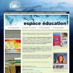 J-L Etienne - Espace éducation