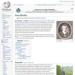 Jean Meslier