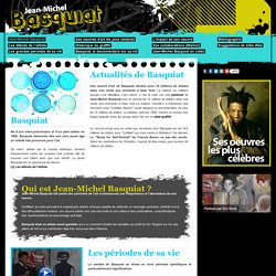 Site officiel français de Jean-Michel Basquiat