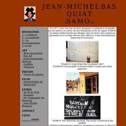 Jean-Michel BASQUIAT-SAMO