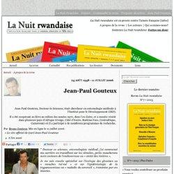 Jean-Paul Gouteux @ LNr