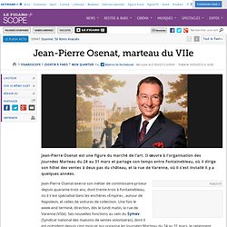 Jean-Pierre Osenat, marteau du VIIe
