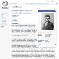 Jean Rameau