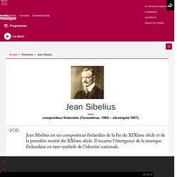 Jean Sibelius - France Musique
