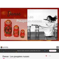 Danse : Les poupées russes