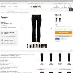 Pepe Jeans JULIA - Jean bootcut - noir - ZALANDO.CH