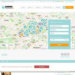 Nájdi obchod s potravinami na Slovensku vďaka Slovakiatraveling