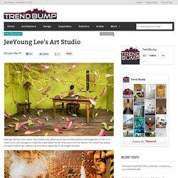 JeeYoung Lee's Art Studio