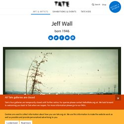 Jeff Wall born 1946
