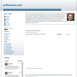 JeffLebow.net