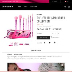 THE JEFFREE STAR BRUSH COLLECTION – morpheca