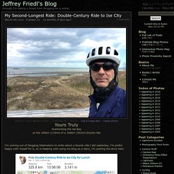 Jeffrey Friedl's Blog