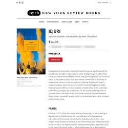 Jejuri – New York Review Books