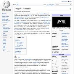 Jekyll (TV series)