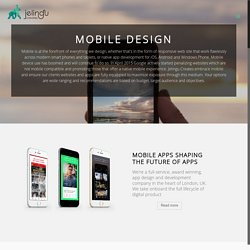 App Design - Jelingu CreatesJelingu Creates