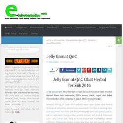Jelly Gamat QnC Obat Herbal Terbaik 2016