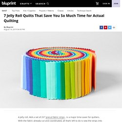 7 Jelly Roll Quilts You're Going to Love Making This Year
