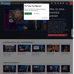 September 28, 2012 - Special Edition - A Look Back at Debates - The Daily Show With Jon Stewart - Full Episode Video