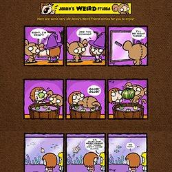 Jenny's Weird Friend