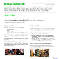 Jennys bibliotek