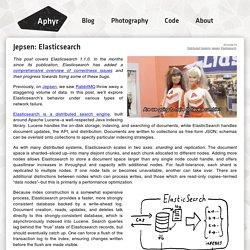 Jepsen: Elasticsearch