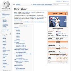 Jérémy Chardy