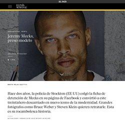 Jeremy Meeks, preso modelo
