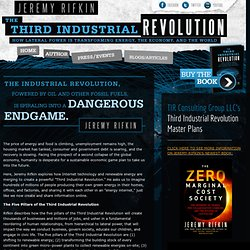 Jeremy Rifkin and The Third Industrial Revolution Home Page - Aurora