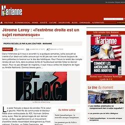 Jérome Leroy - Le Bloc (2011)