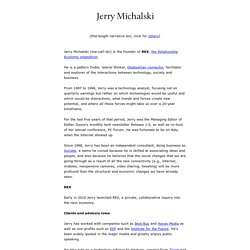 Jerry Michalski
