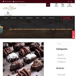 New Jersey's Best Dates Chocolates