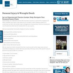 New Jersey Personal Injury Lawyer Gaylord Popp LLC