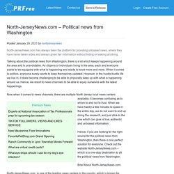 North-JerseyNews.com – Political news from Washington