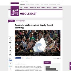 Ansar-Jerusalem-claims-deadly-Egypt-bombing
