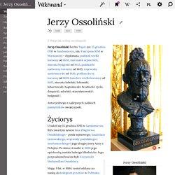 Jerzy Ossoliński