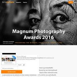 Magnum Photography Awards 2016
