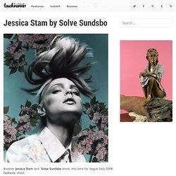 Jessica Stam by Solve Sundsbo