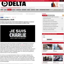 JeSuisCharlie @ Delft