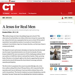 A Jesus for Real Men